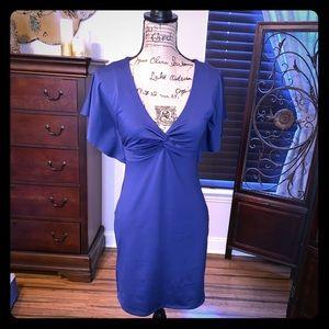 BCBG knot dress